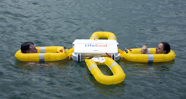 LifeCool with Floatation Expanded